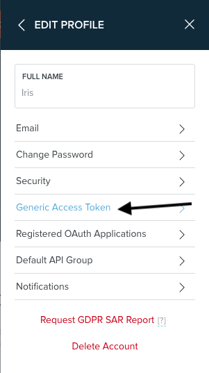How do I find my OAuth access token? – Bitly Support